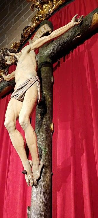 Un magnifique crucifix