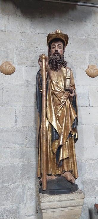 L'incontournable St-Jacques