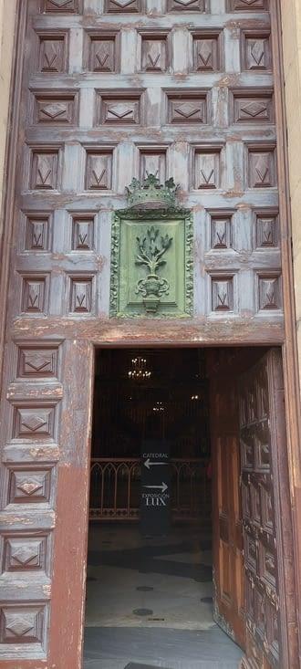 Et de la cathédrale, plus musée que lieu de recueillement