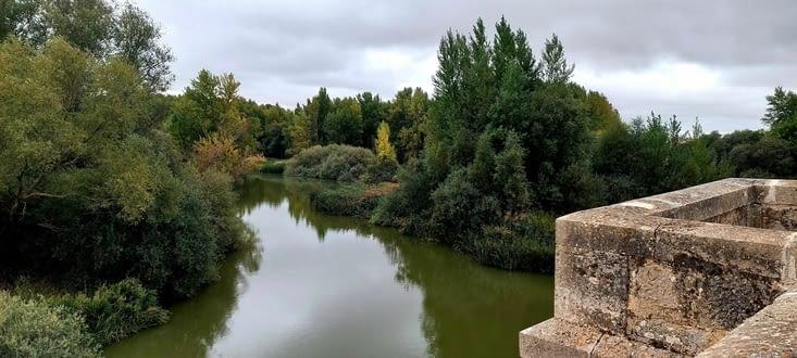 Limite entre les provinces de Burgos et Palentia,