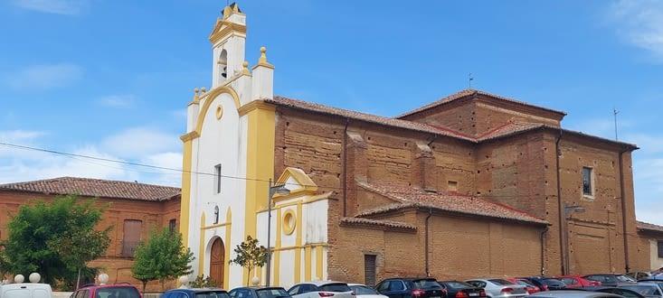 Sahagun est une jolie petite ville autrefois très importante sur le Camino