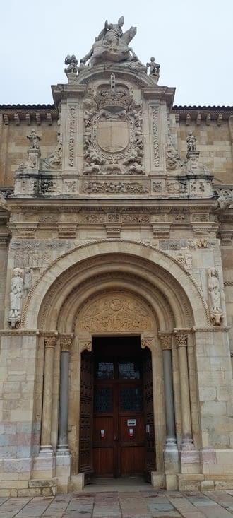Ĺ'église San Isidore