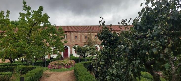 Un petit tour au couvent St François...