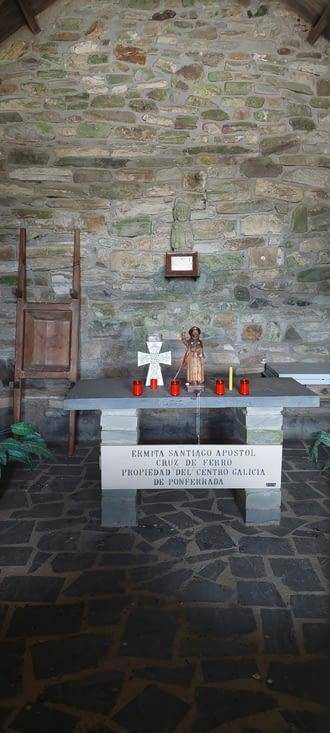 A cité, l'ermitage San Gaucelmo...