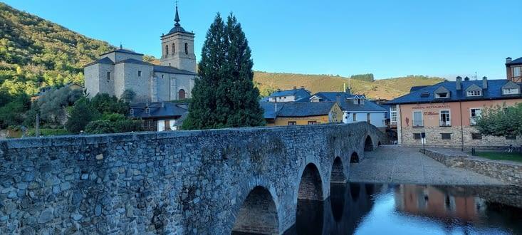 Son pont d'origine romane, voire romaine...