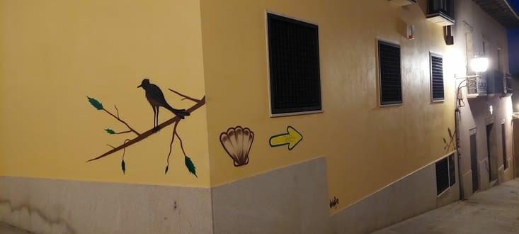 Le seul oiseau qui change déjà,..