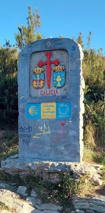 On passe en Galice