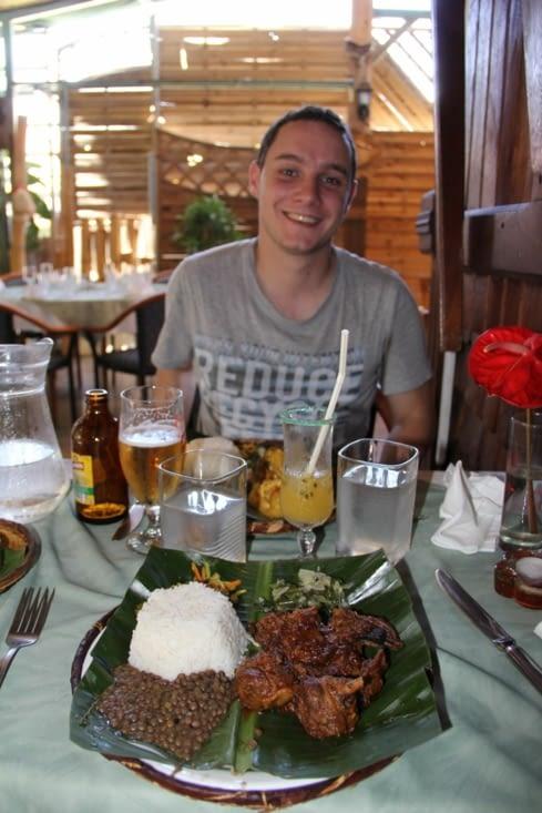 Le restaurant Ti Coq