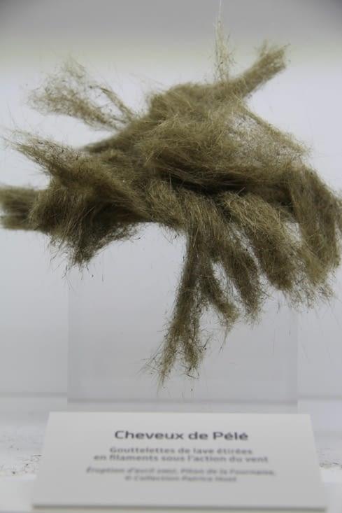 Cheveux de Pélé, de la lave en cheveux !
