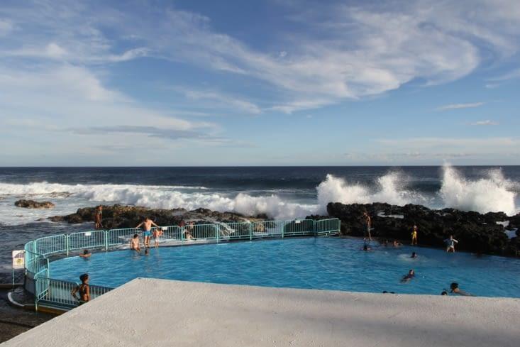 La piscine du Baril