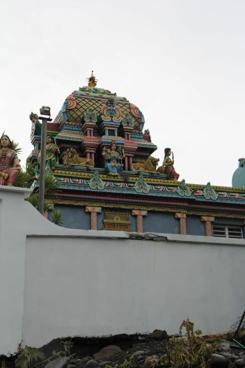 Temple tamoul proche de la distillerie