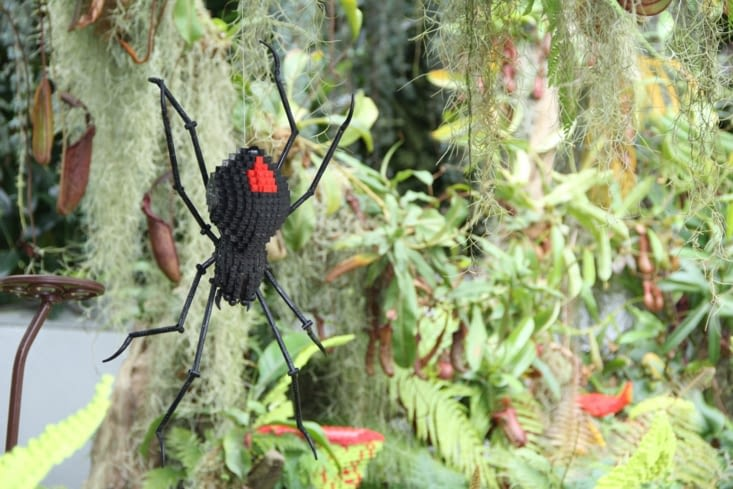 Araignée Lego