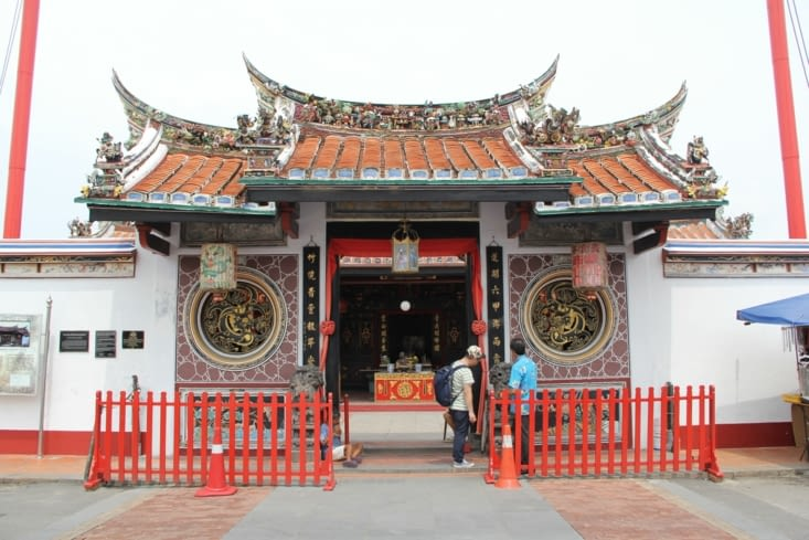 Cheng Hong Teng temple
