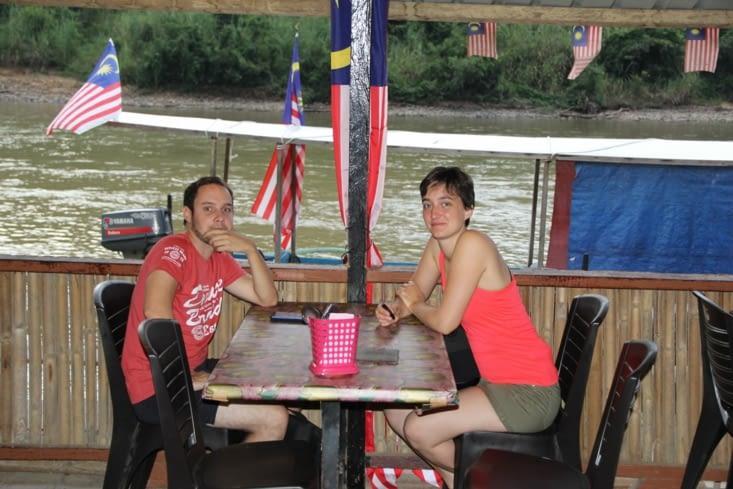 Bar flottant