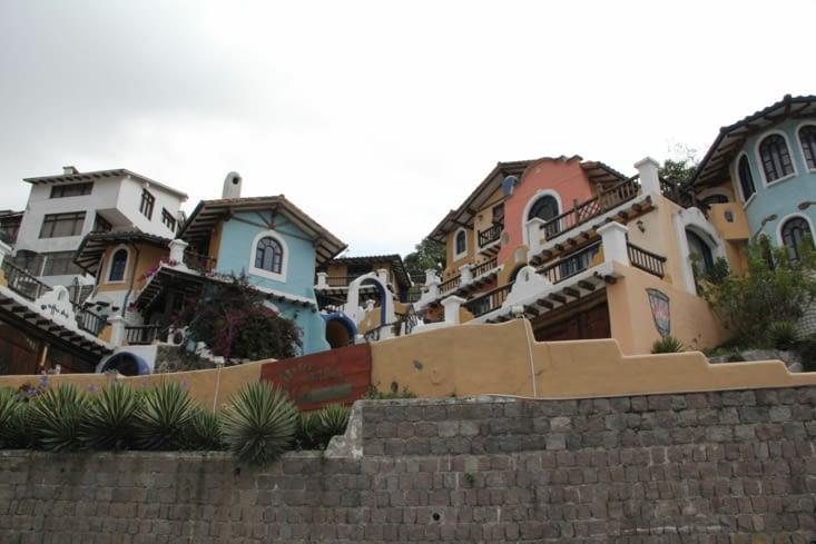 Hotel rigolo à Bellavista