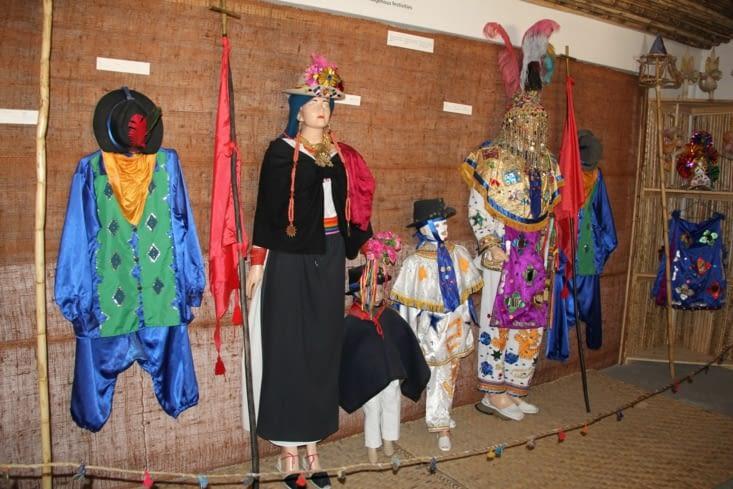 Costumes de fêtes