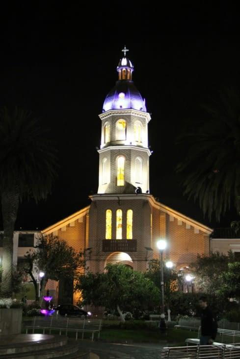 Eglise San Luis