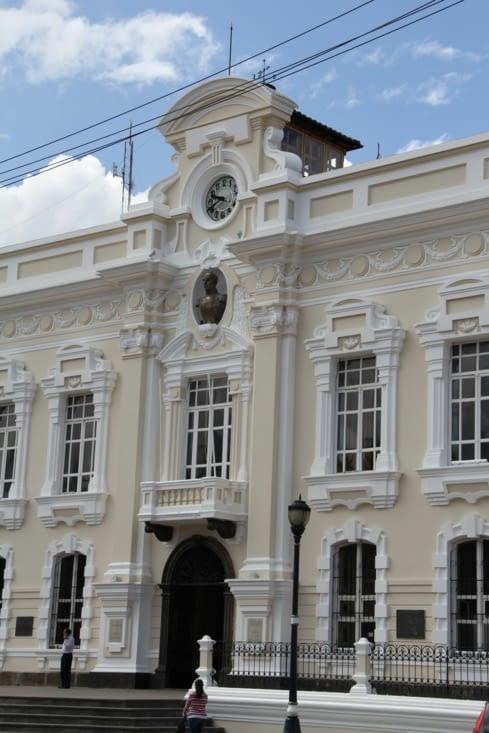 Mairie d'Otavalo