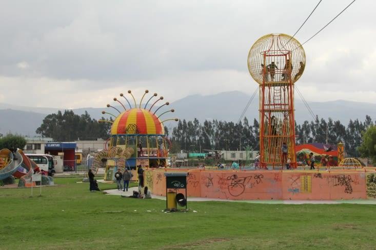 Parc de Cayambe