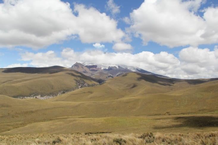 El Cotopaxi