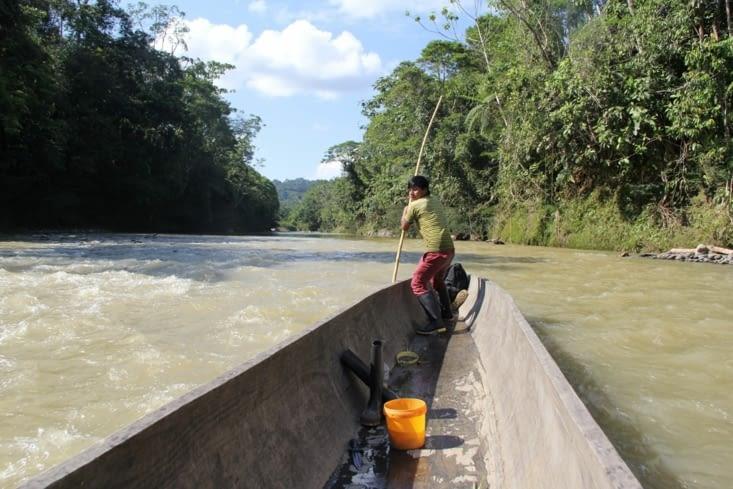 On remonte la rivière