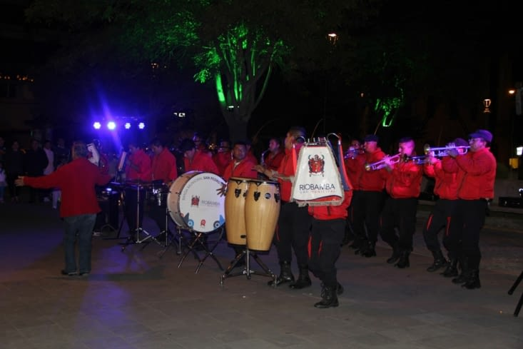 Banda municipal San Pedro de Riobamba