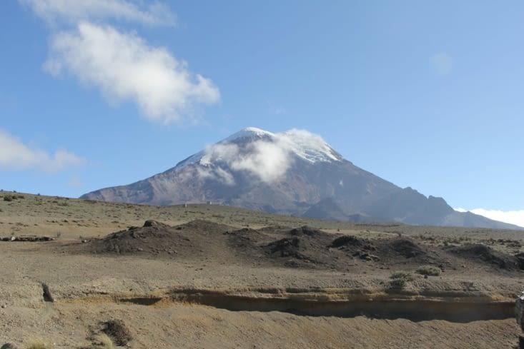 Toujours le Chimborazo