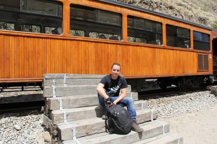 Les wagons en bois