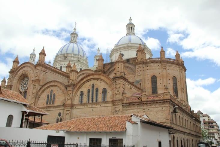 Autre face de la cathédrale