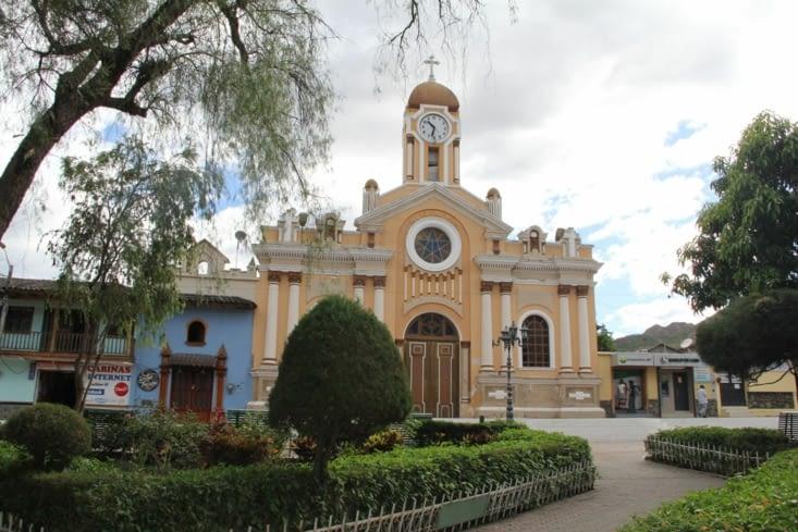 L'Eglise de Vilcabamba