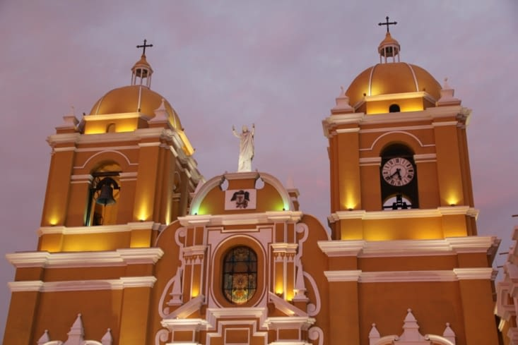 Cathédrale de Trujillo