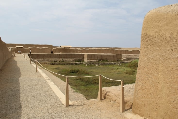 Un des puits du Palais