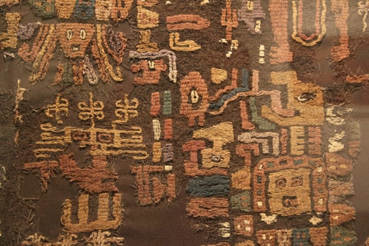 Textile de Paracas (notre prochaine étape)