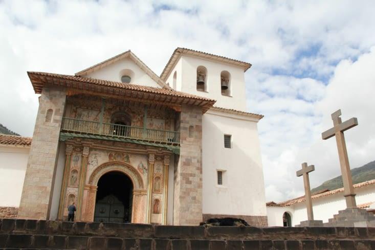 Eglise d'Andahuaylillas