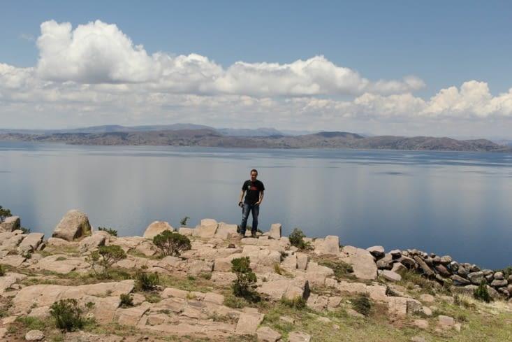 Alex et le Titicaca
