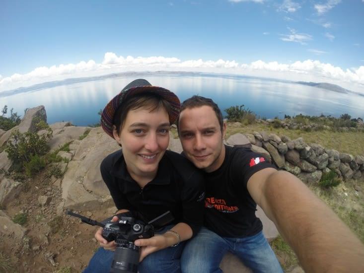 Encore nous et le Titicaca
