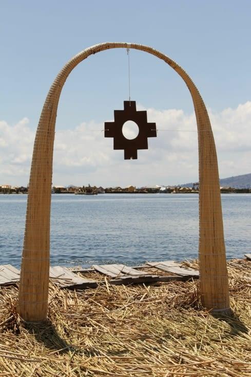 La croix andine