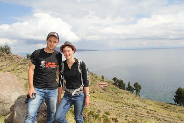 Nous et le Titicaca