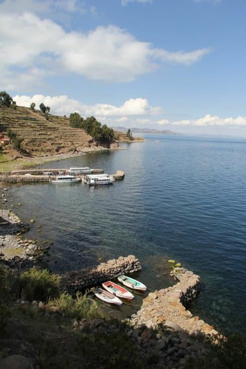 Port de Taquile