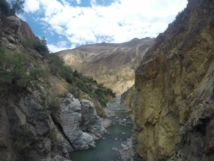 Le rio Colca
