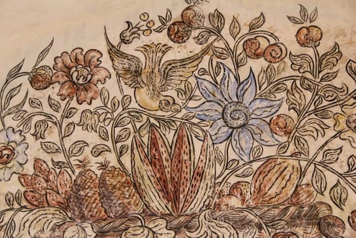Les peintures du monastère