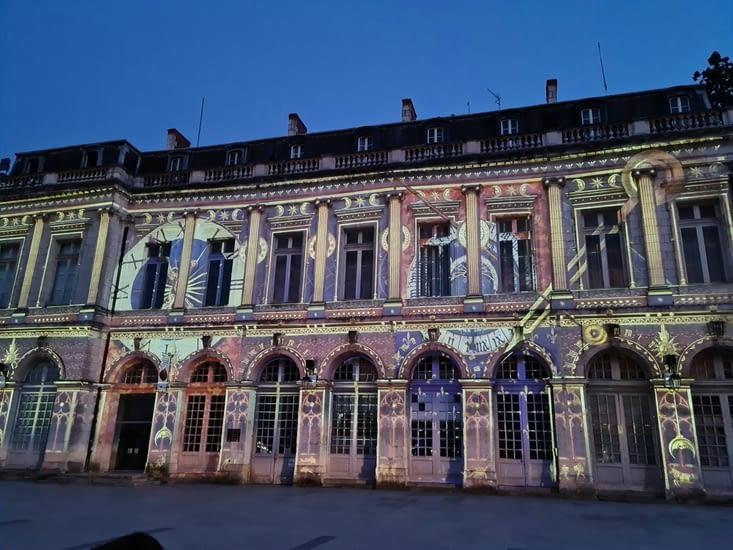 Les Nuits Lumière sur les musées municipaux