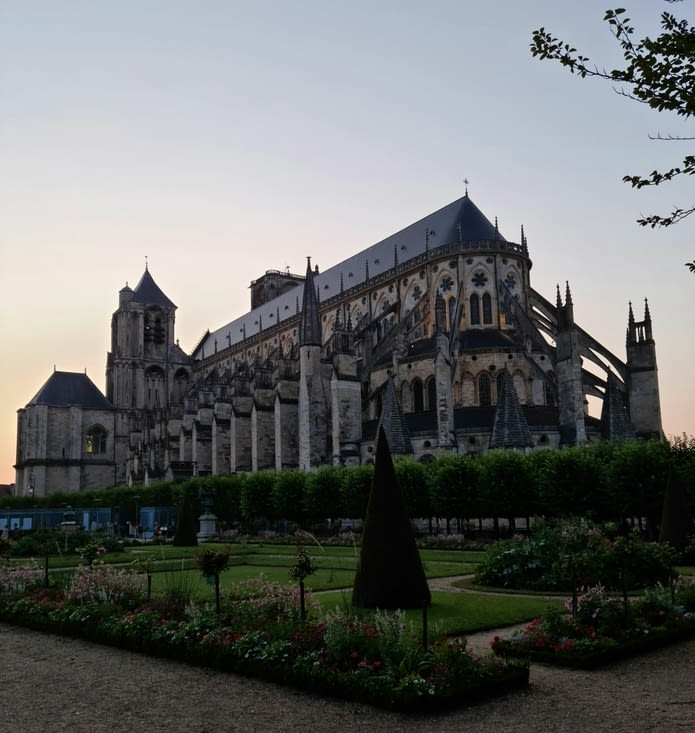 Toujours la magnifique cathédrale