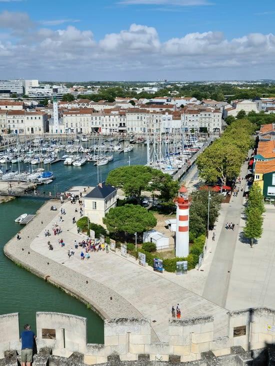 Le Phare Rouge de La Rochelle