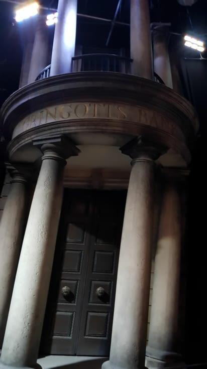 La banque de gringotts