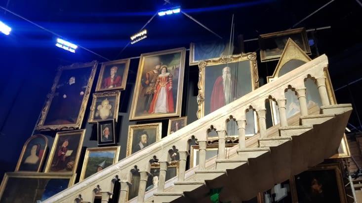 L'escalier qui tourne