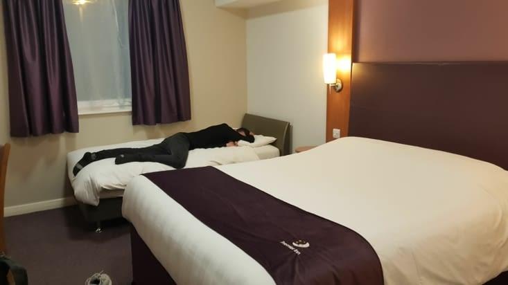 Hôtel premier inn london stanted