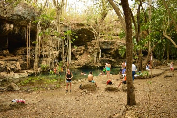 cenote dzombacal