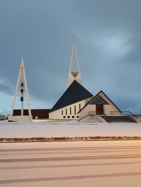 Église du futur !