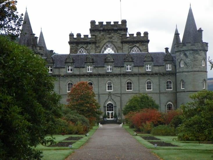chateau inveraray
